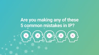 5 common mistakes in IP